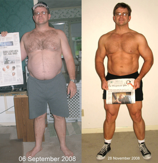 transformation contest winner