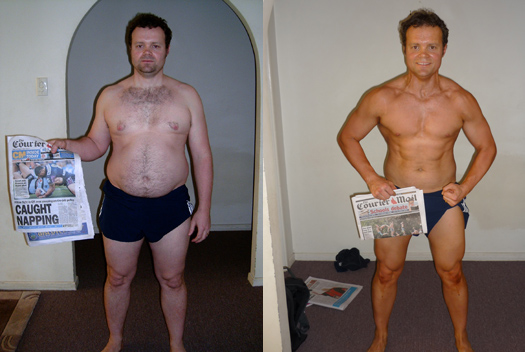 12 week transformation contest