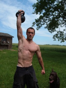 kettlebell ripped abs