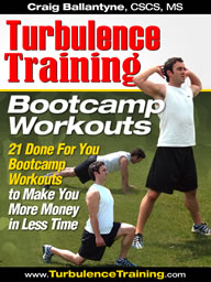boot camp exercise