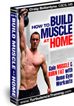 home gym muscle building workout