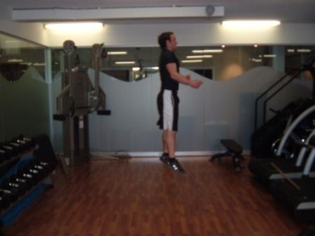 jump interval