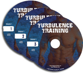 Turbulence Training DVD's