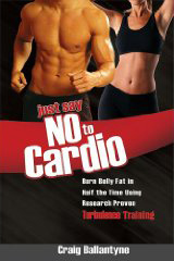 cardio workout book