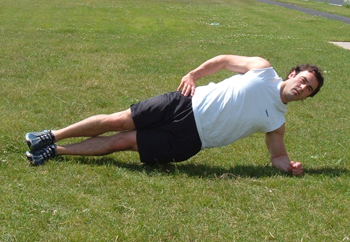 side_plank abdominal exercise
