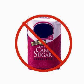 cut out sugar