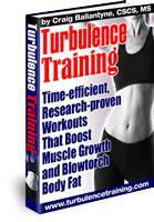 Turbulence Training Workout Program