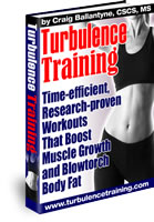 Turbulence Training for Fat Loss eBook