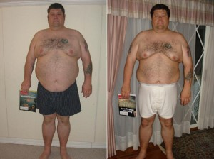 Body Transformation Contest Winner: Charles Hiller Jr
