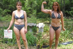 TT Body Transformation Contest Winner