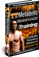 speed up metabolism with metabolic resistance training