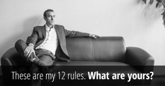 My 12 rules