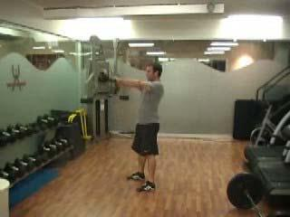 High Rep Low Weight Workout
