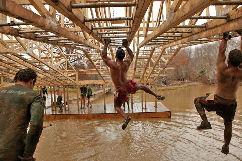 Tough Mudder full body training