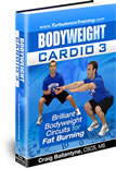 Burn 16.2 Calories per Minute with Bodyweight Exercises