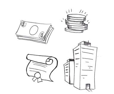The Golden Bucket of Savings