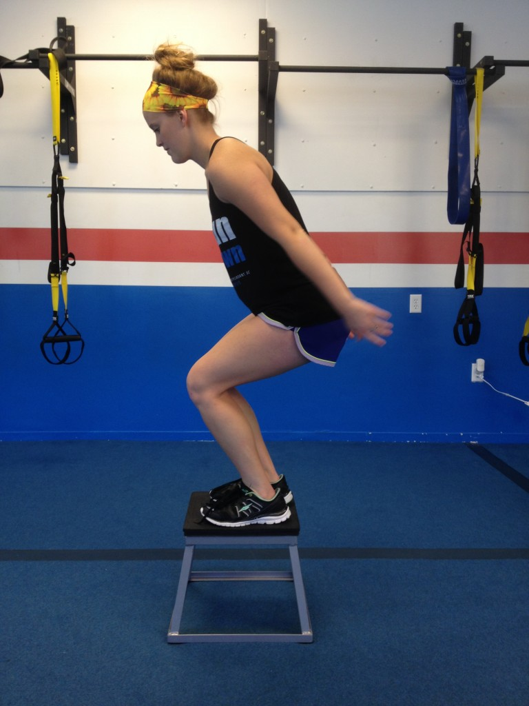 Plyometrics - Box Jumps