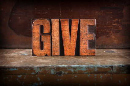 How Giving Can Make You Rich