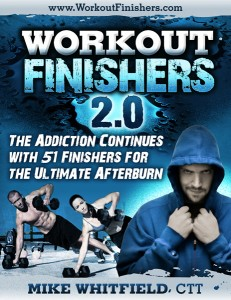 Bodyweight Circuit and Metabolic Finisher