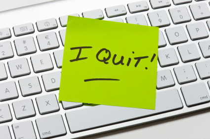Why You Should Quit