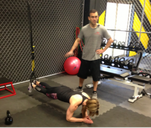 Workout Finisher And Abs Superset