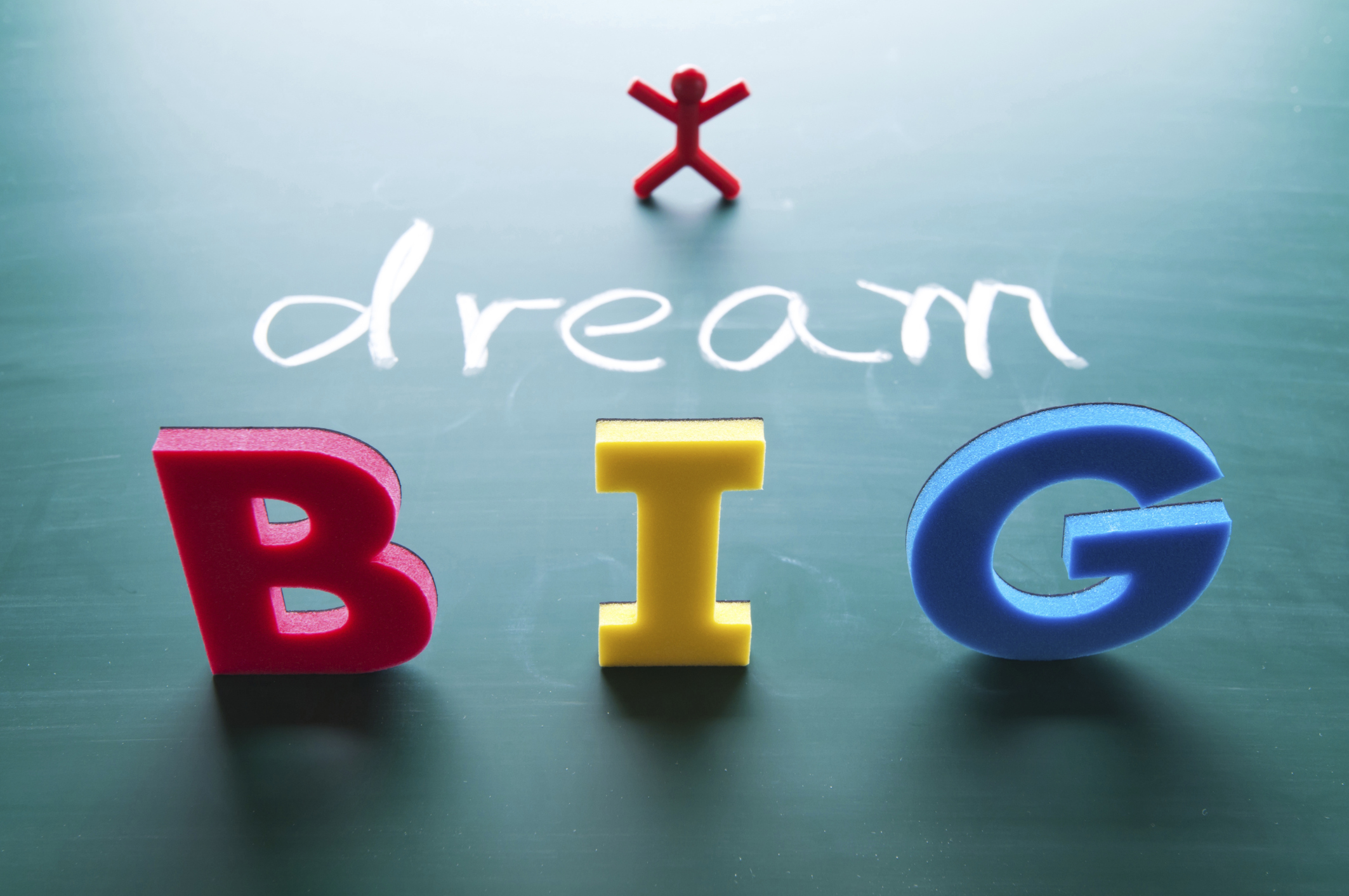 Why You Must Dream Big