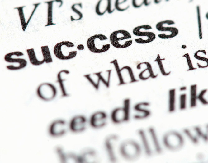 "The Secret To Success? First, Let's Define ""Success"""