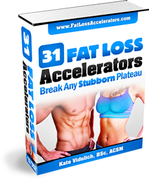 Fat Loss Accelerators And Metabolic Training