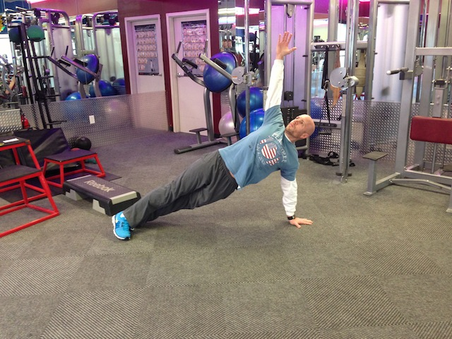 Mike T Pushup 3