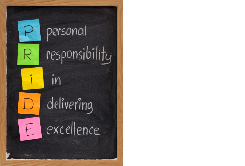 The Power of Personal Responsibility