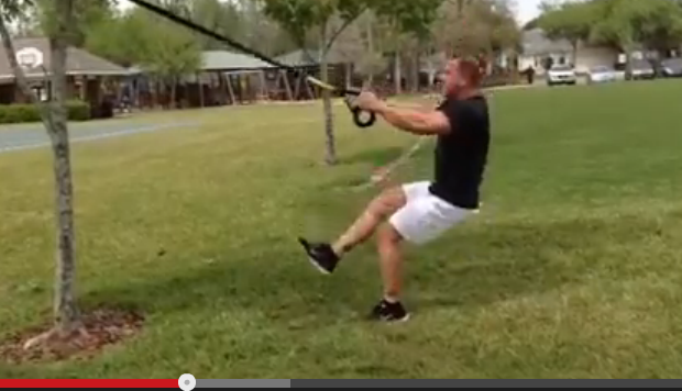 30-Minute TRX Fat Blasting Circuit