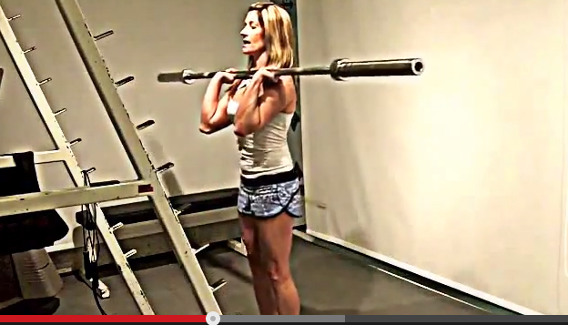 10-Minute Full Body Barbell Workout