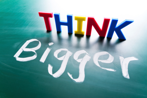 How to Think Big in 2014