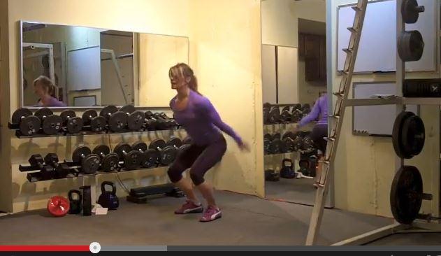 20-min 5 x 10 Challenge Workout