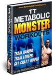 Odd Metabolic Monster SuperBowl Sunday Workout