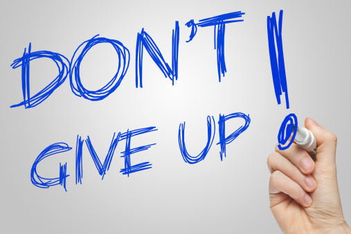 """""""Keep Going—and Other Key 'Secrets to Success'"""""""
