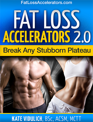 10-Minute Fat Loss Accelerator Workouts