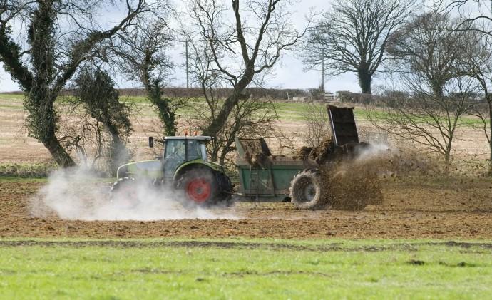 Fertilizing the Fields