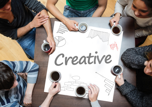 How To Be SUPER Creative