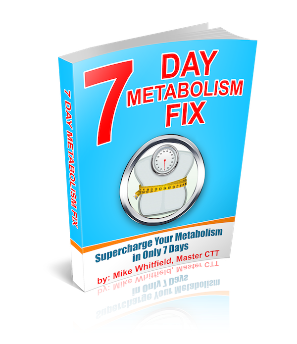 How to cure your broken metabolism