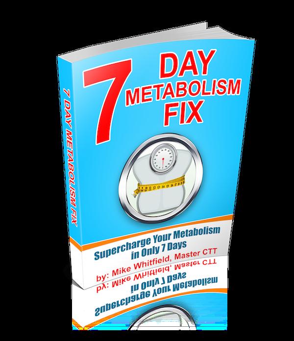How to cure your broken metabolism