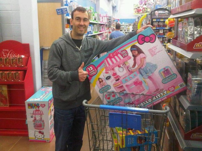 toys for tots Craig