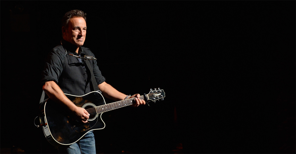 What Bruce Springsteen Can Teach Us About Fat Loss