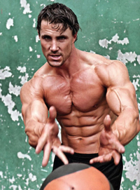 Greg Plitt, Fitness Model