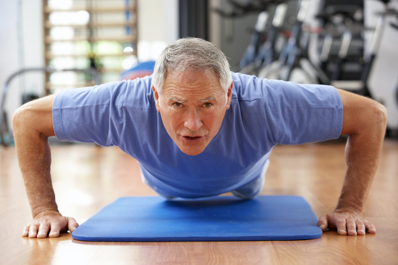 3 Workout Mistakes Old Men Make at the Gym