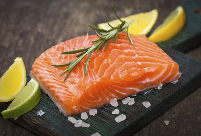anti-inflammatory salmon