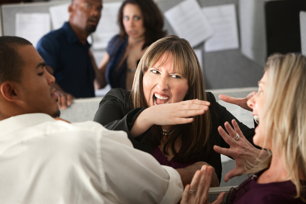 5 Strategies To Deal With A Horrible Co-Worker