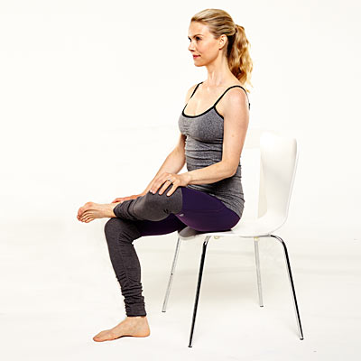 5 yoga poses you can do at your desk  early to rise
