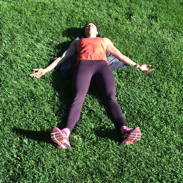 Total Rejuvenation in Just 2 Minutes: Try this Yoga Pose!