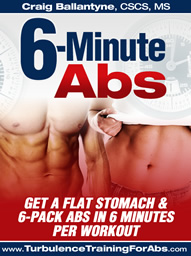 4-Minute Ab Blaster Workout